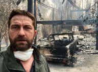 Ces stars SDF après les incendies...
