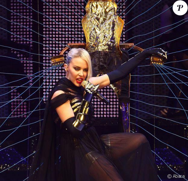 Kylie offrira une performance live au VIP Room, le 22 mai 2009, à Cannes !