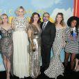 Diane Kruger, Gwendoline Christie, Leslie Zemeckis, Steve Carell, Leslie Mann, Janelle Monáe à la première de Welcome to Marwen au ArcLight Hollywood à Los Angeles, le 10 décembre 2018