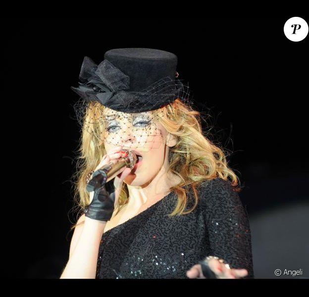 Kylie Minogue a mis le feu au VIP Room le 22 mai !