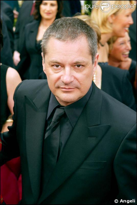 Le réalisateur Jean-Pierre Jeunet