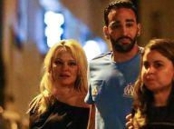 Pamela Anderson : Selfie rare et intime avec son amoureux Adil Rami