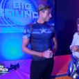 "Kevin Boyer de ""Secret Story 3"" dans ""Big Bounce"" - TF1, 4 janvier 2019"