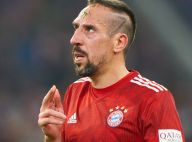 "Franck Ribéry ""lourdement sanctionné"" après l'affaire du steak en or"