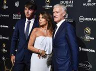 Didier Deschamps: Sourires éclatants à Dubaï, aux côtés de sa femme et leur fils