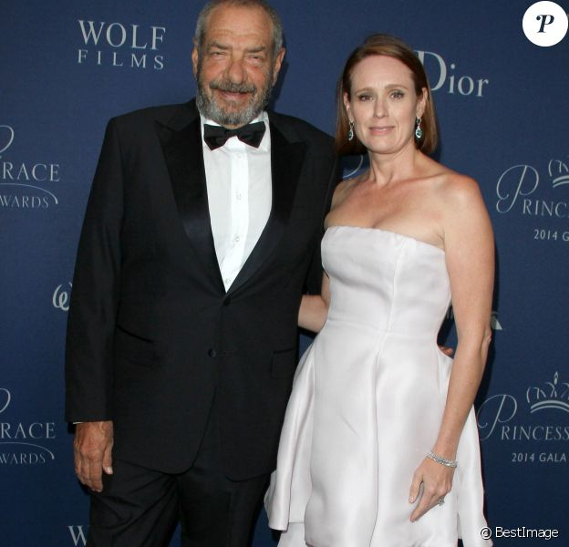 "Dick Wolf - Soirée ""Princess Grace Awards Gala 2014"" à New York le 8 octobre 2014."