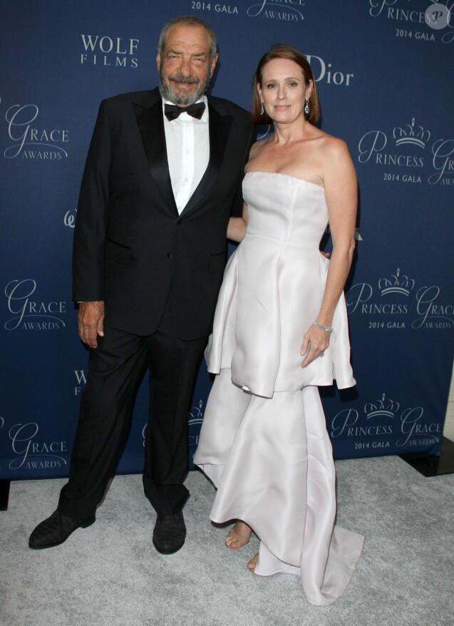 "Dick Wolf - Soirée ""Princess Grace Awards Gala 2014"" à New York le 8 octobre 2014."