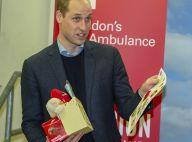 """Louis de Cambridge """"mâchouille"""" tout : William fait des confidences amusantes"""