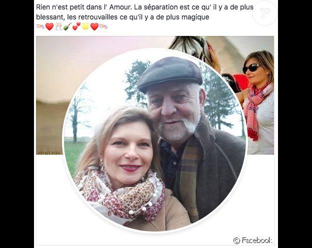"""Caroline, compagne de Jean-Claude, candidat de """"L'amour est dans le pré""""."""