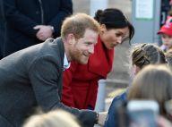 Prince Harry : Adorable rencontre avec une fillette rousse et fière de l'être