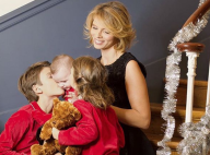 "Sylvie Tellier, maman câline avec son fils Roméo (6 mois) : ""Merci la vie..."""