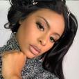 Alexis Skyy, 24 ans, est la nouvelle copine de Rob Kardashian. Janvier 2019.
