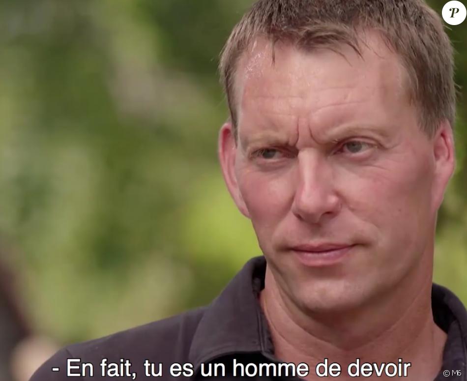 François 45 Ans éleveur De Vaches Bourgogne Candidat De