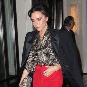 Victoria Beckham : Abdos et bras toniques, elle s'affiche au top à 44 ans