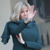 Brigitte Macron attend deux anciennes premières dames à l'Elysée