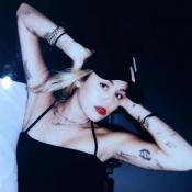 Miley Cyrus : Son nouveau tatouage surprenant et osé