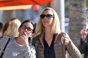 Courteney Cox et Lisa Kudrow : Quinquagénaires au naturel toujours aussi Friends