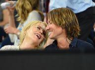 Nicole Kidman et Keith Urban plus amoureux que jamais à l'Open d'Australie