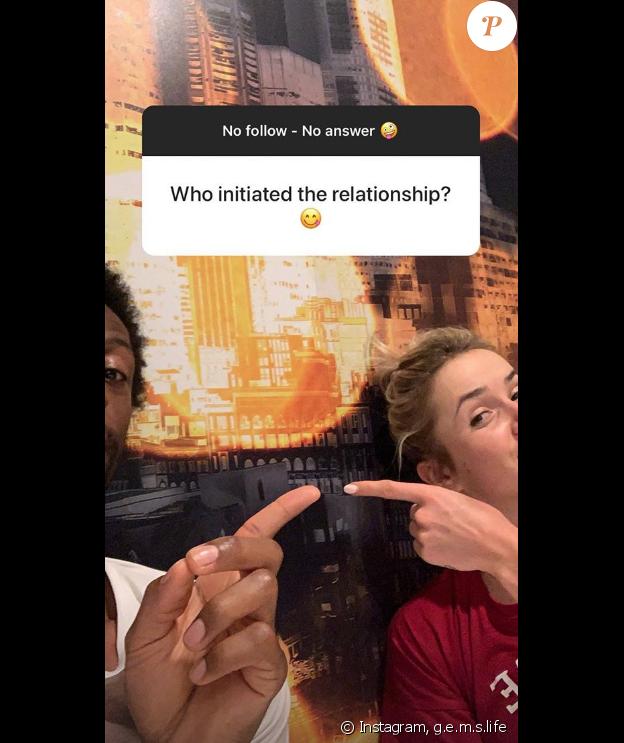 Gaël Monfils et Elina Svitolina affichent leur romance sur les réseaux sociaux depuis le 18 janvier 2019.