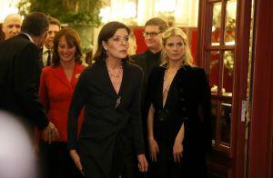 Caroline de Monaco et Mélanie Laurent réunies pour les femmes chefs d'orchestre