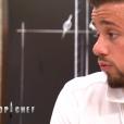 """Florian lors du premier épisode de """"Top Chef"""" saison 10, diffusé le 6 février 2019 sur M6."""