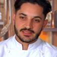 """Merouan lors du premier épisode de """"Top Chef"""" saison 10, diffusé le 6 février 2019 sur M6."""