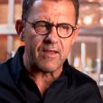 """Michel Sarran lors du premier épisode de """"Top Chef"""" saison 10, diffusé le 6 février 2019 sur M6."""