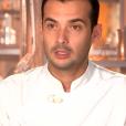 """Samuel lors du premier épisode de """"Top Chef"""" saison 10, diffusé le 6 février 2019 sur M6."""