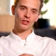 """Sébastien lors du premier épisode de """"Top Chef"""" saison 10, diffusé le 6 février 2019 sur M6."""