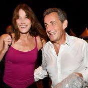 Carla Bruni et Nicolas Sarkozy fêtent leur anniversaire à l'étranger
