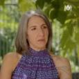 """Patrice et Sylvie lors du bilan de """"L'amour est dans le pré 2018"""" lundi 26 novembre 2018 sur M6."""