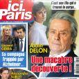 """Nicolas Rey dans """"Ici Paris"""", en kiosques le 6 février 2019."""