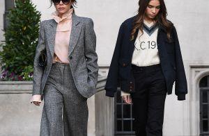 Victoria Beckham : Elle craque pour la petite amie de son fils Brooklyn