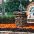 Le ranch de Michael Jackson, Neverland, en 1995.