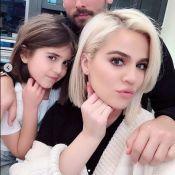 Kourtney Kardashian : Première fois chez le coiffeur pour sa fille Penelope