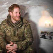 Prince Harry privé de Meghan Markle : il fête la Saint-Valentin dans un igloo !