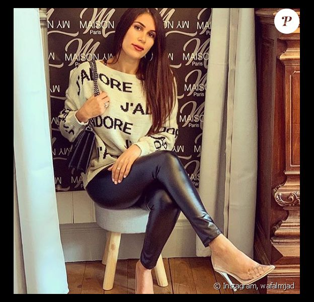 """Wafa de """"Koh-Lanta"""" pose sur Instagram - 22 décembre 2018"""