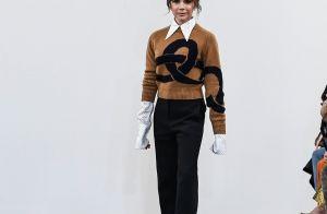 Victoria Beckham : Soutenue et applaudie par sa famille à la Fashion Week
