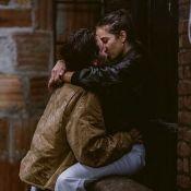 Brooklyn Beckham : Baisers fougeux avec sa chérie Hana Cross