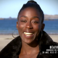 """Béatrice, candidate de """"Koh-Lanta, la guerre des chefs"""" (TF1)."""