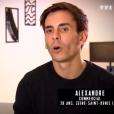"""Alexandre, candidat de """"Koh-Lanta, la guerre des chefs"""" (TF1)."""