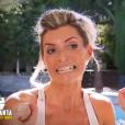 """Carinne, candidate de """"Koh-Lanta, la guerre des chefs"""" (TF1)."""