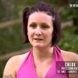 """Chloé, candidate de """"Koh-Lanta, la guerre des chefs"""" (TF1)."""