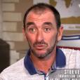 """Steeve, candidat de """"Koh-Lanta, la guerre des chefs"""" (TF1)."""