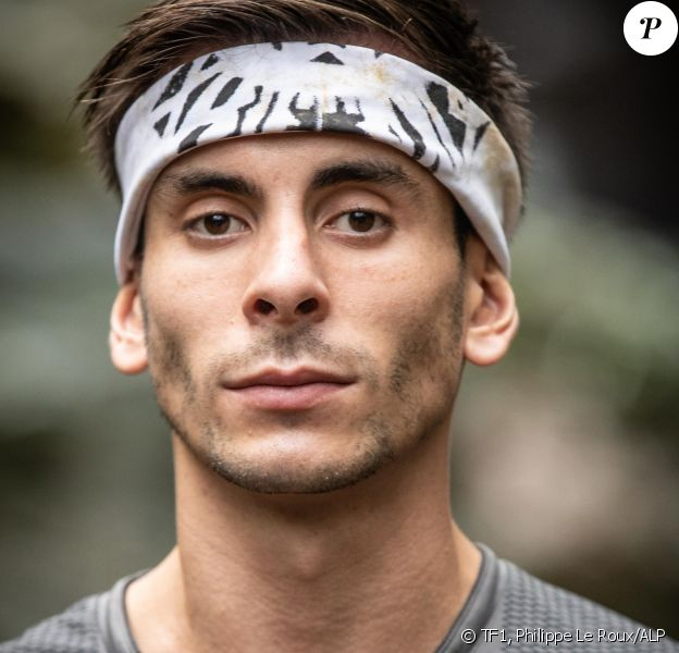 """Alexandre, candidat de """"Koh-Lanta, la guerre des chefs"""", sur TF1"""