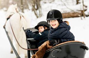 Princesse Estelle : Joyeuse pour ses 7 ans, avec Oscar... et Viktor !