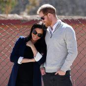 Meghan et Harry au Maroc : Elle parle français, il découvre sa grossesse !