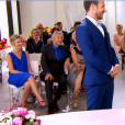 """Charline et Vivien de """"Mariés au premier regard 3"""", 4 mars 2019, sur M6"""