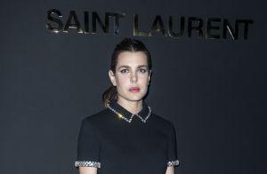 Charlotte Casiraghi : La Monégasque retrouve le sourire grâce à Saint Laurent
