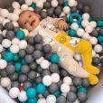 Tiago, le fils de Manon Marsault et Julien Tanti - Instagram, 24 février 2019